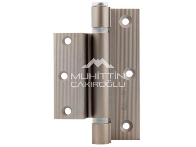 aluminyum cumbalı yönsüz menteşe